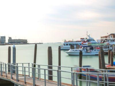 Tronchetto di Venezia - Venice Water Link